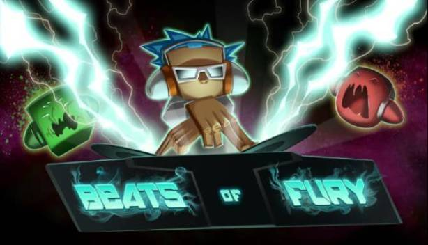 Beats Of Fury Free Download PC Game Full Version