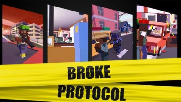 Broke Protocol: Online City RPG Latest PC Game Free Download