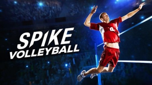 Spike Volleyball Latest Game Free Download