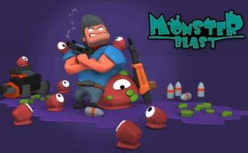 Monster Blast Free Download PC Game