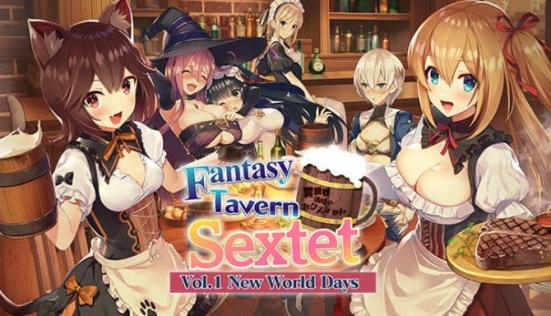 Fantasy Tavern Sextet Vol.1 New World Days Free Download