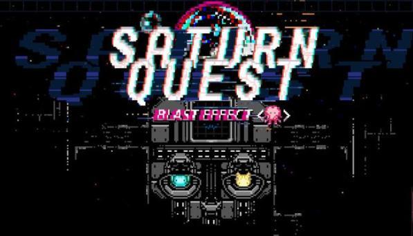 Saturn Quest: Blast Effect Free Download