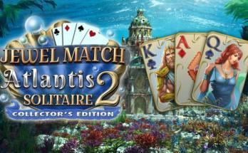 Jewel Match Atlantis Solitaire 2 – Collector's Edition Free Download