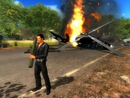 Just Cause 1 PC Game Free Download