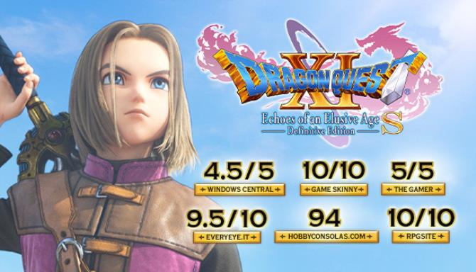 DRAGON QUEST XI S: Echoes of an Elusive Age – Definitive Edition Free Download
