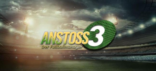 ANSTOSS 3: Der Fußballmanager Free Download