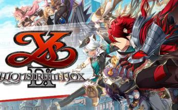 Ys IX: Monstrum Nox PC Game Free Download