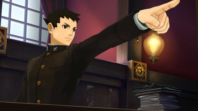 The Great Ace Attorney Chronicles Torrent Download