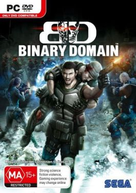 Binary Domain Free Download For PC