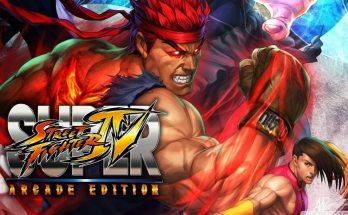 Super Street Fighter IV Arcade Edition PC Download