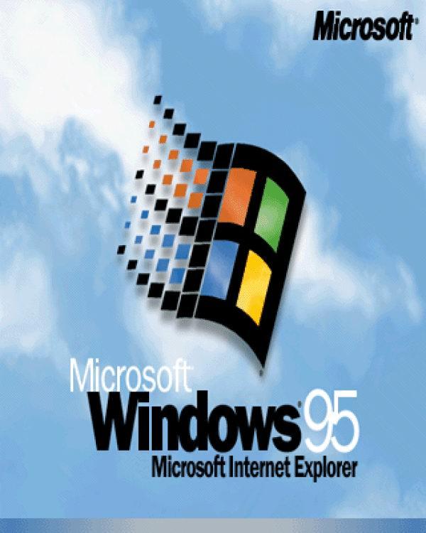 Windows 95 - Screenshot 1