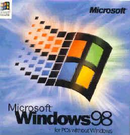 Windows 98 - Screenshot 1
