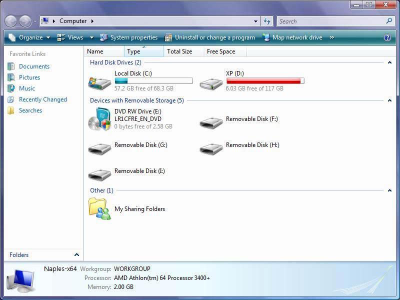 Windows Vista - Screenshot 9
