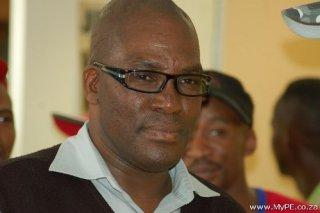 Zanoxolo Wayile Nelson Mandela Bay Mayor