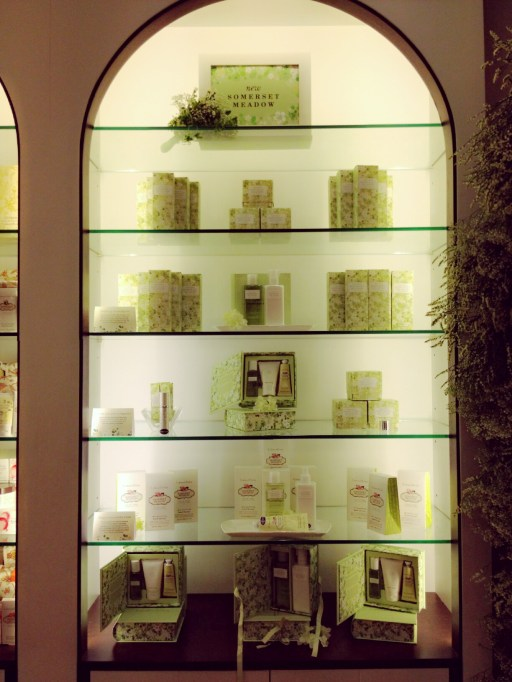 crabtree and evelyn somerset meadow launch