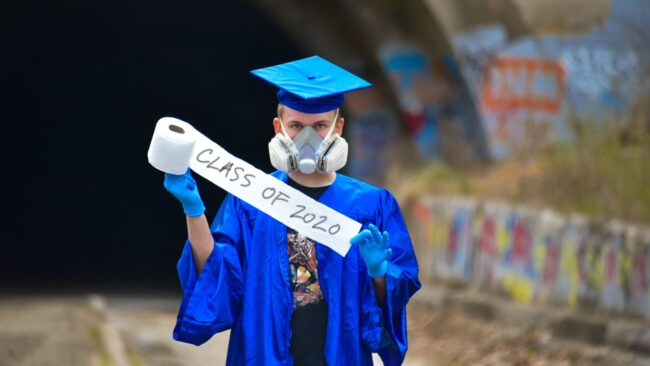 Graduates – the World is Your Oyster!