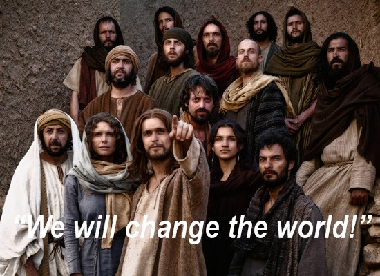 We are Everywhere and We will Change the World