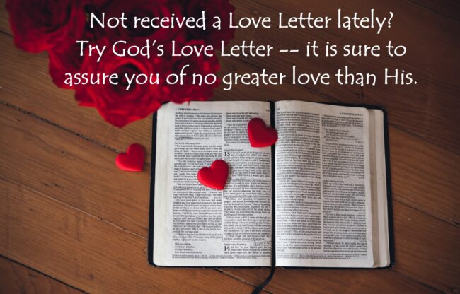 A Love Letter Unlike Any Other