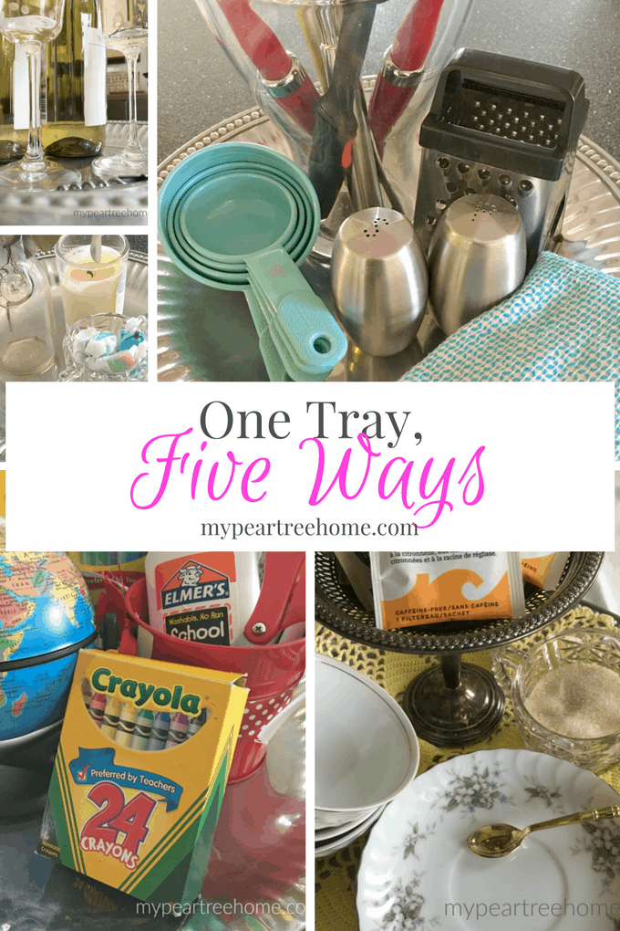 tray decorating ideas