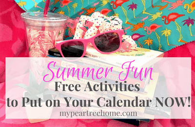 Summer Activities for Free