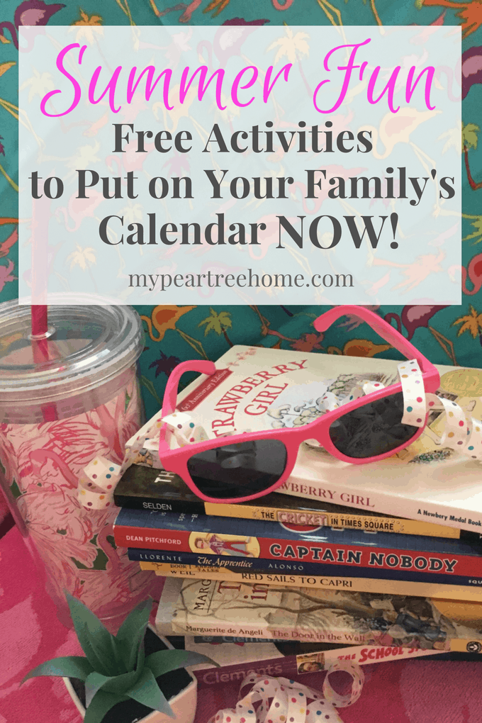 Looking for FREE activities your kids can do this summer? Click to read the post!