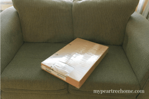 Curious to know if the IKEA Ektorp slipcover will work for your non-IKEA loveseat?