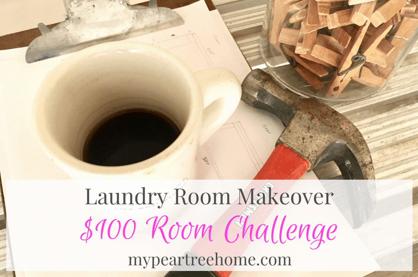 Week 3: Laundry Room Makeover