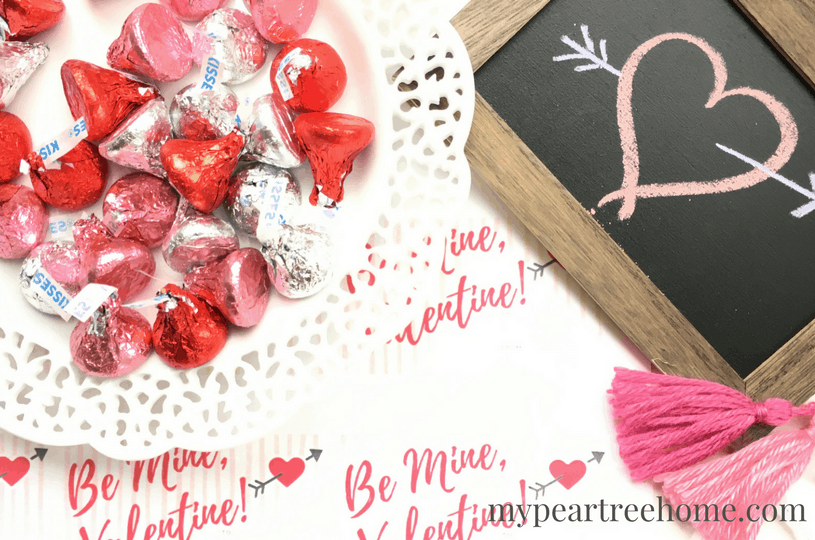 Valentine's Day is the perfect time to spread some love to friends, teachers, co-workers, neighbors, and kiddos! Use these cute, FREE gift tags to make your Valentine's Day treats look super special (with no effort!) Win! Click to the post to see how to download!