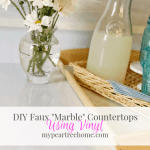 """How to Cheat on """"Marble"""" Countertops"""