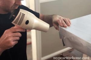 DIY Counter Transformation
