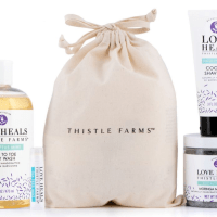 Thistle Farms: Bath Products with  a Cause