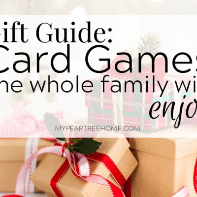Want to spend some quality time together? One of the easiest ways is to play a card game. No prep and instant family time! This post will show you some of the most highly recommended card games the whole family can enjoy!