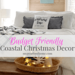 DIY Coastal Christmas Decor Ideas