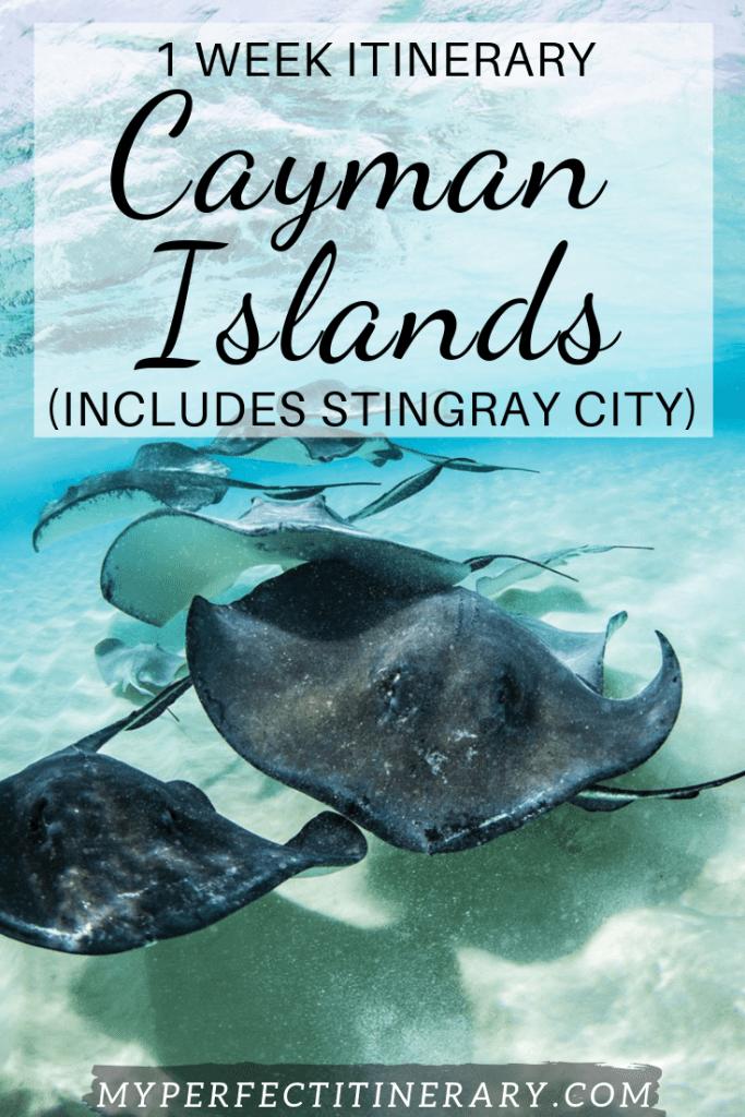 Cayman Islands Itinerary