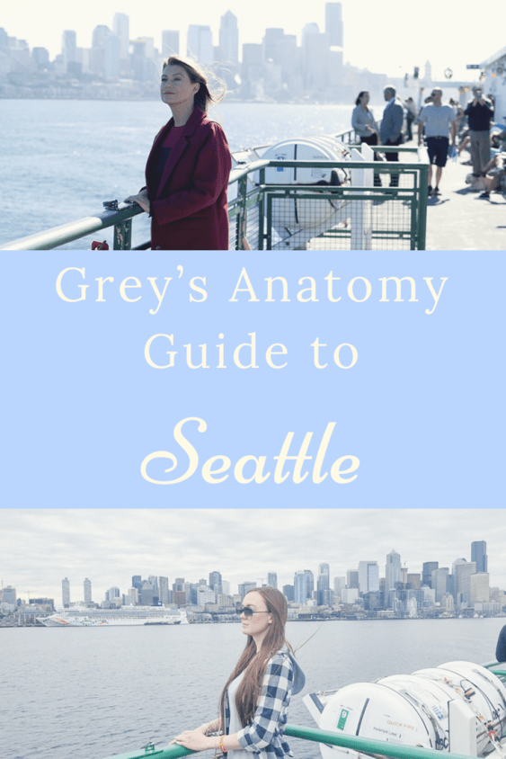 Visit Meredith Grey's House, Kerry Park, Seattle Ferry, Grey Sloan Memorial Hospital, and more!