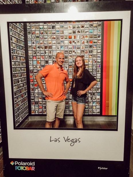 Polaroid Museum in Las Vegas