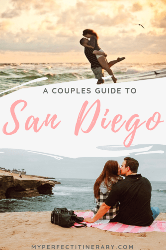 A couples guide to San Diego, A romantic guide to San Diego, 4 Day weekend in San Diego, What to do in San Diego for Couples