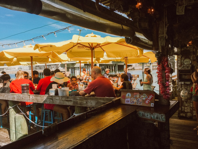 Bait House Restaurant in Clearwater Beach, Florida