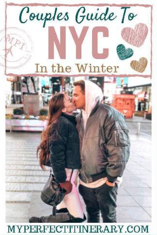 Couples Guide to NYC int he winter