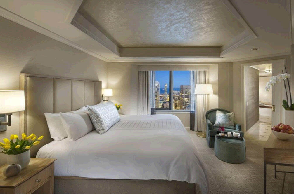 Loews Hotel San Francisco, Hotels with a view in San Francisco