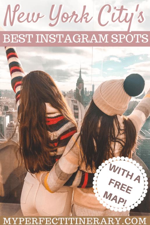 New York City's Best Instagram Spots