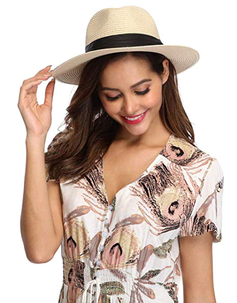 Cute Hat for a summer vacation