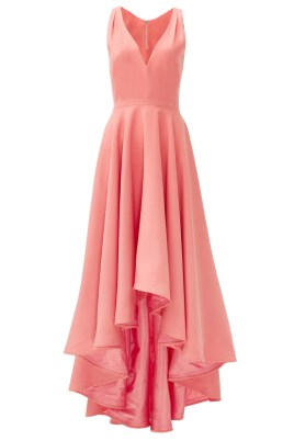 Coral Marilyn Gown