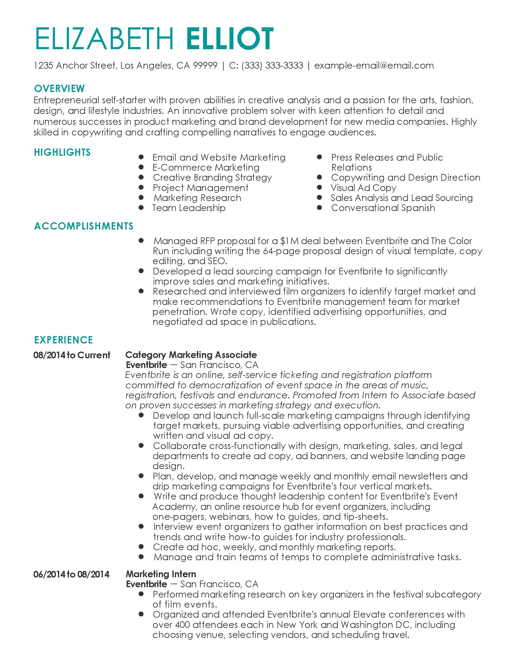 Resume Of An Entrepreneur Professional Fashion Entrepreneur Templates To Showcase