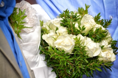 Unsere Brautstrue  My Perfect Wedding Tenerife