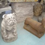 Doggy Statues