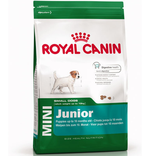 Royal Canin dog food package
