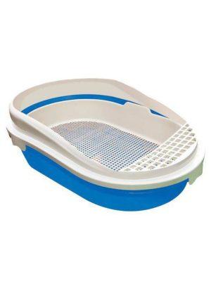 Banheira Sanitária Gatos Furba Azul Furacão Pet