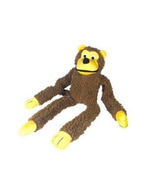 Macaco de Pelúcia para Cães Chalesco
