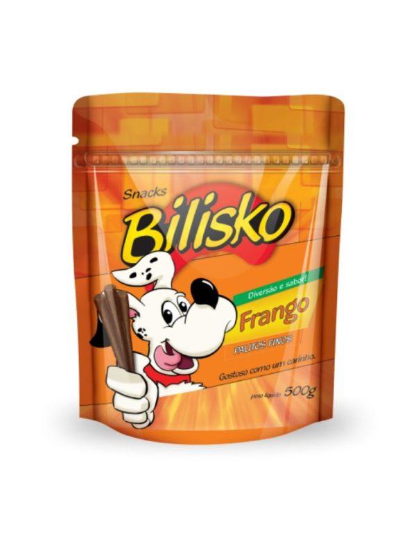 Palito Bilisko Cães 500g Frango